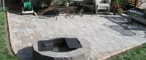 Superior Paver Patio Construction