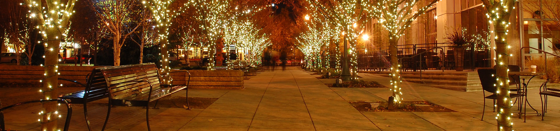 holiday lighting installation a great choice